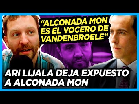 💥 ARI LIJALAD DESMIENTE A ALCONADA MON Y LO DEJA EXPUESTO