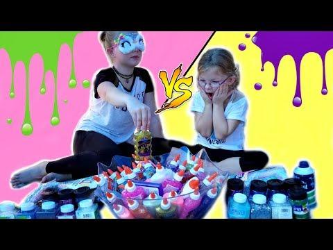 SIS vs SIS Picks My SLIME Ingredients Challenge!!!