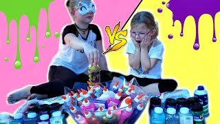 SIS vs SIS Picks My SLIME Ingredients Challenge!!!