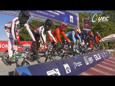 2017 UEC BMX European Championships, Bordeaux (Fra) – Highlights