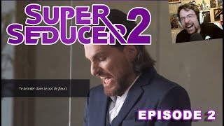 Super Seducer 2 - Episode 2 - Secrétariat & Pots de fleurs