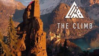 The Climb - Alps Unveiled Trailer