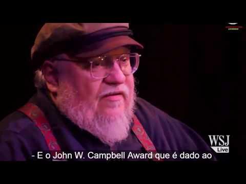 """George R.R Martin fala sobre """"representatividade"""" em Game of Thrones"""
