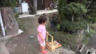 鈴木穂乃香さんです。2歳1ヶ月の時に撮影したものです。 初めてのマイカ...