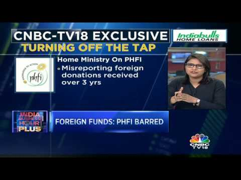 No Foreign Funds For PHFI
