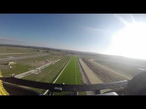 The  New Pakenham Race Course.