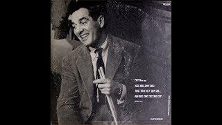 """Gene Krupa Sextet #3- """"Bloozy Woozy"""" 1954"""