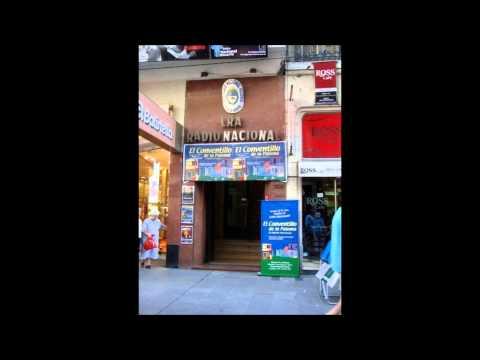 COMISION PNG, ENTREVISTA EN RADIO NACIONAL DE ROSARIO, SABADO 2 NOVIEMBRE 2013