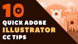 Top 10 Adobe Illustrator CC Tips 2017