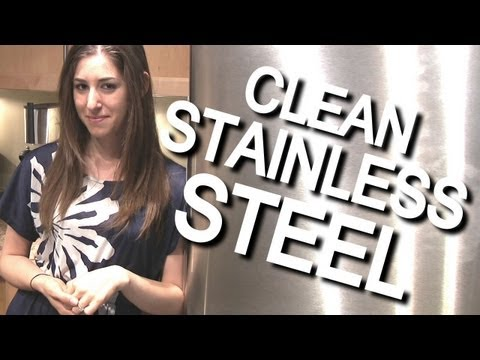 How to Clean Stainless Steel Appliances (Easy Kitchen Cleaning Ideas That Save Time) Clean My Space