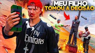 GTA V: VIDA DO CRIME | NÃO TEM MAIS VOLTA!! MOCHILINHA TOMOU A DECISÃO SOBRE O DESTINO DELE! | EP#15