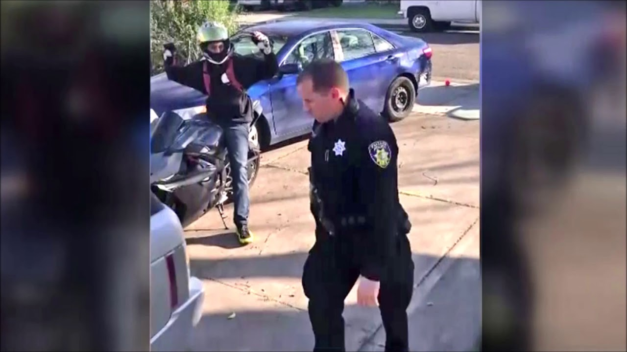 Officer Thanks Black Marine Vet For His Service After Assaulting Him Up Filming Traffic Stop