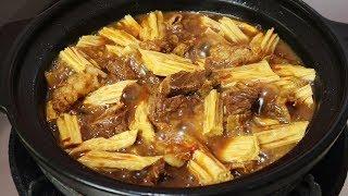 这才是牛肉最好吃的做法,太香了,美味解馋,上桌连汤汁都吃完