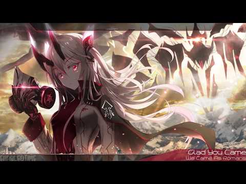 Nightcore - Glad You Came (Rock Version)