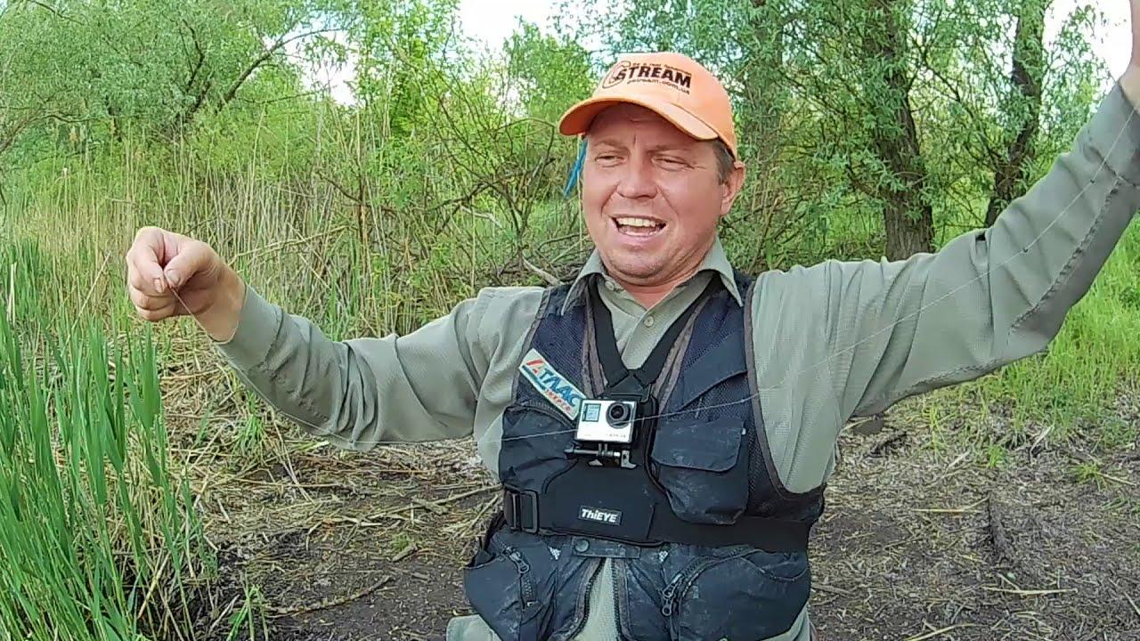 Как поймать ведро плотвы на одну удочку. Рыбалка на поплавок.