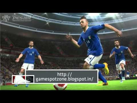 GameSpotZone: Pro Evolution Soccer Review 2014