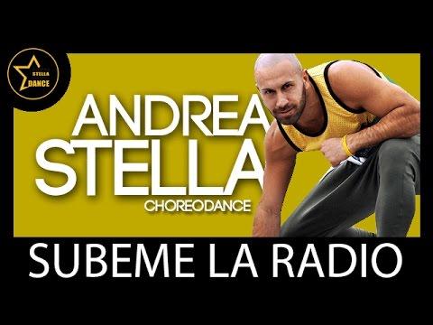 SUBEME LA RADIO (Italian version) Matteo Bellu | balli di gruppo 2017 | Andrea Stella Choreo Dance