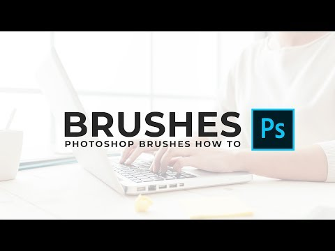 How To Work & Use Photoshop Brushes