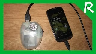 Портативная зарядка USB + фонарь своими руками [Обзор] Portable USB charger(Портативная (карманная) зарядка USB из футляра от наушников и двух аккумуляторов Nokia. Портативное зарядное..., 2014-04-14T10:20:28.000Z)