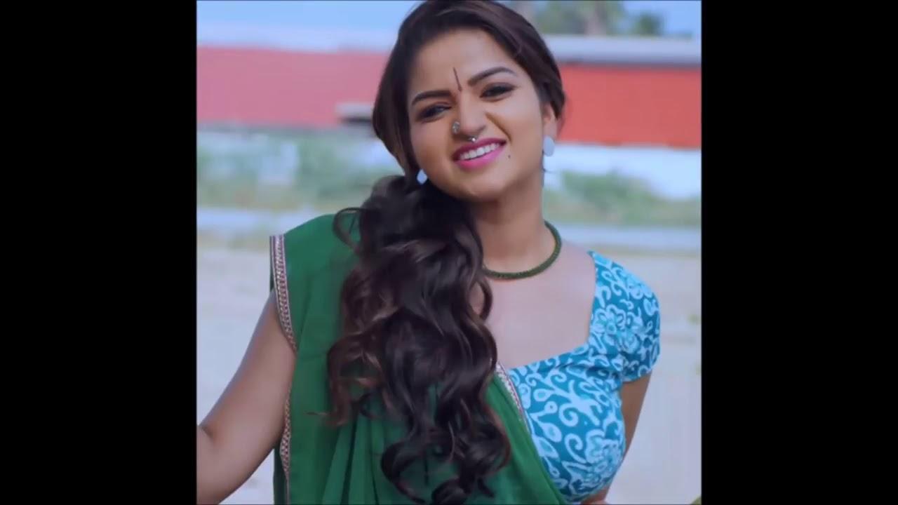 Hot and cute SUN TV Nandhini serial actress Nithya Ram