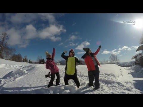 GoPro 4 | Hokkaido Winter Ski - Niseko - Hakodate - Otaru - Osaka