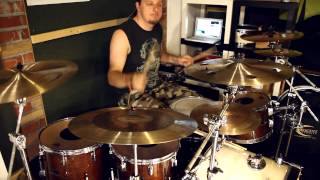 SOAD - Aerials drum cover (System of a Down)