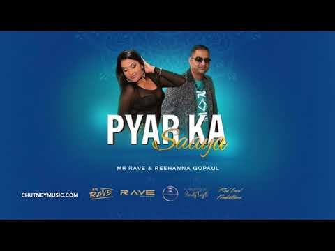 Mr Rave & Reehanna Gopaul - Pyar Ka Saaya (2019 Bollywood Remix)