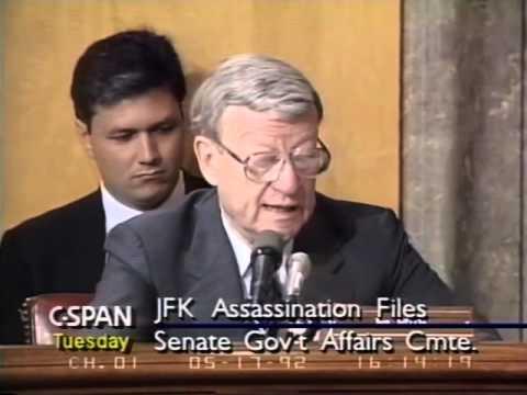 President John F.  Kennedy Assassination Files Release