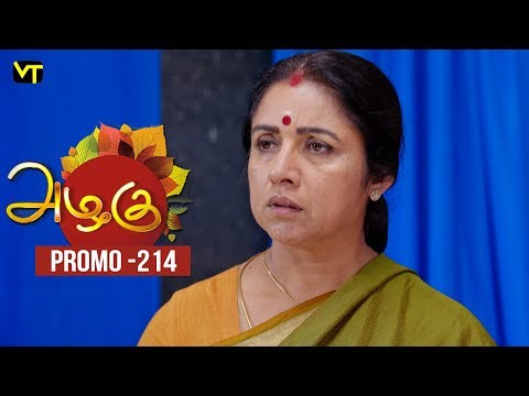 Azhagu Tamil Serial Promo 01-08-2018 Sun Tv Serial Watch Online