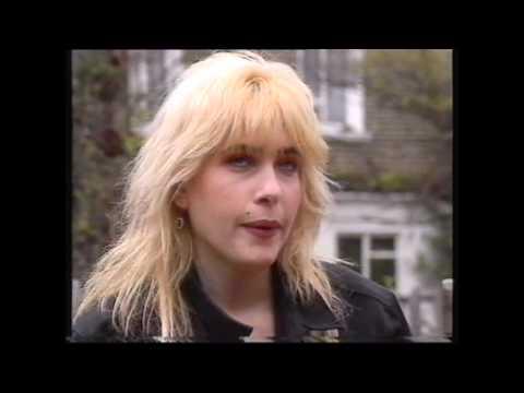 Brix Smith (Adult Net) Interview 1989 + Take Me promo video