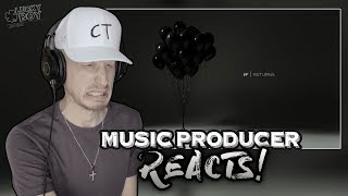 Music Producer Reacts to NF - RETURNS!!!