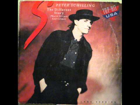 Peter Schilling   The Different Story Long Version 1988 R A B P
