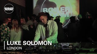 Luke Solomon 50 min Boiler Room Mix