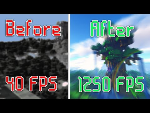 🔧 [ 1.8.9 ] Best MINECRAFT settings 2021 🔧 - Get more FPS and no LAG   Minecraft 1.8.9