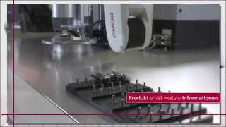 DENSO-Mahr-SIM Automation. Industry 4.0 (Explanation in English below)
