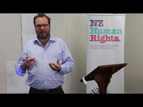 UNDRIP and International Human Rights Processes Forum: Michael White