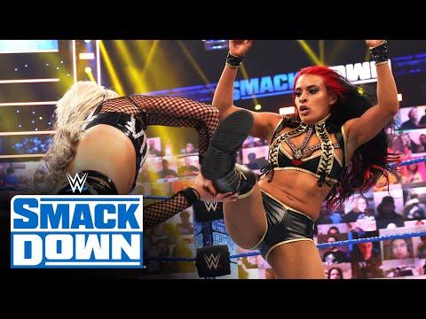 Liv Morgan vs. Zelina Vega: SmackDown, July 2, 2021