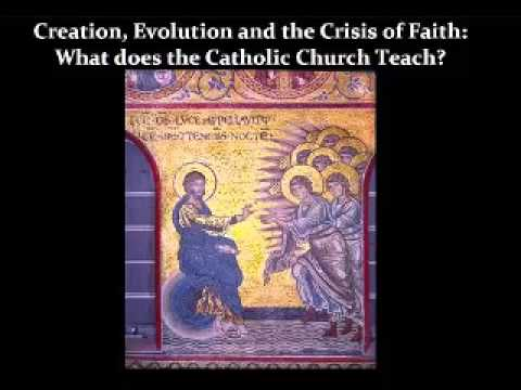 Traditional Catholic Doctrine of Creation (1 of 7)