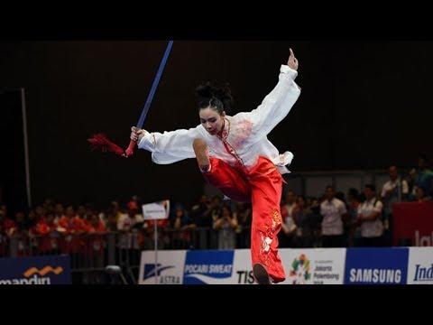Lindswell Kwok Persembahkan Medali Emas Kedua Untuk Indonesia Di Asian Games