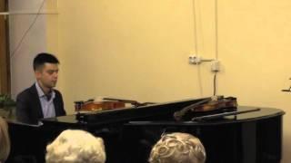 Гигиберия Илья – «Аппассионата, 3 часть», Л.В.Бетховен