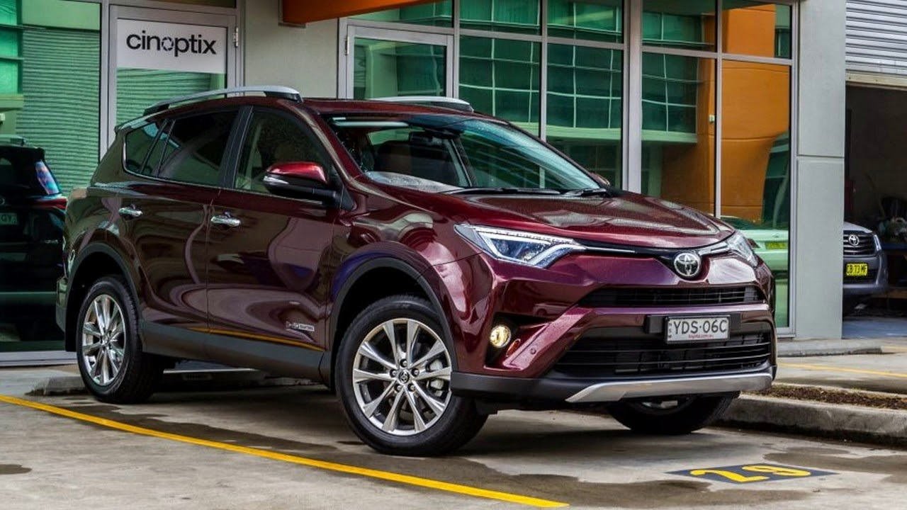 2019 toyota rav4 redesign - YouTube