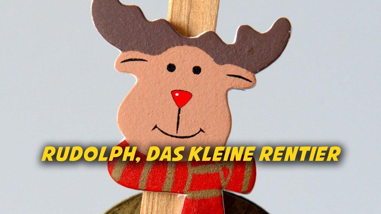 Rudolph Das Rentier Lied