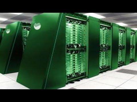 Сбербанк запустил самый мощный суперкомпьютер в России