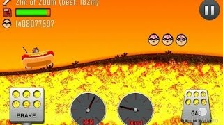Hill Climb Racing (funny Mode )2015