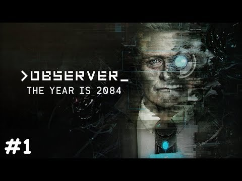 THE FUTURE IS UGLY   OBSERVER #1