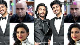 Parineeti Chopra and Raghu Ram will roast Ranveer Singh and Arjun Kapoor for an AIB video!