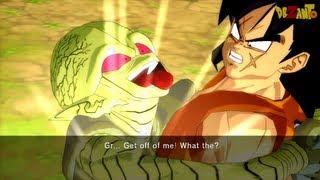 Dragon Ball Z Burst Limit - Story Mode -    Saiyan Saga   (Part 2) 【HD】