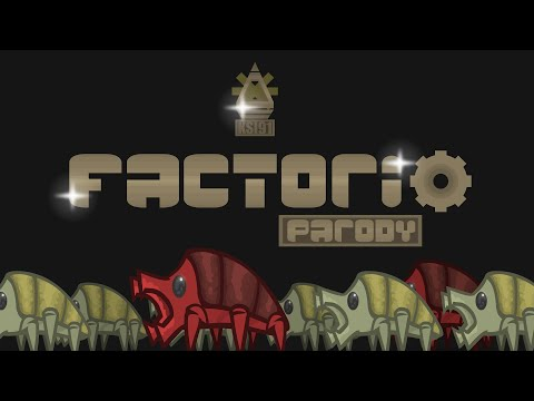 FACTORIO - Typical death (CARTOON PARODY)