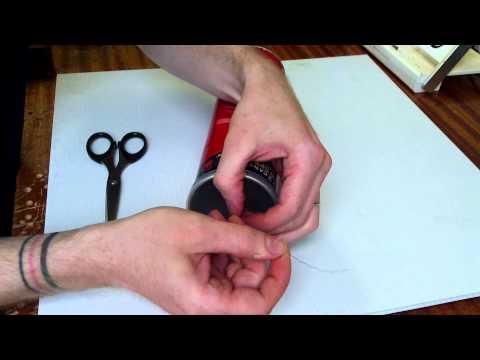 5-Minute Pringle Tube Instrument