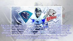 DEL: ERC Ingolstadt - Thomas Sabo Ice Tigers LIVE im TV, Stream, Liveticker